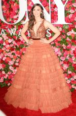 SARA BAREILLES at 2018 Tony Awards in New York 06/10/2018