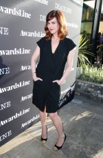 SARA RUE at Deadline Emmy Season Kickoff in Los Angeles 06/04/2018