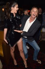 SARA SAMPAIO at Backstage Secrets: A Decade Behind the Scenes at Victoria