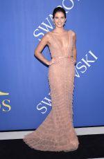 SARA SAMPAIO at CFDA Fashion Awards in New York 06/05/2018