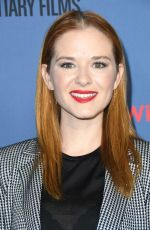 SARAH DREW at Robin Williams: Come Inside My Mind Documentary Premiere in Los Angeles 06/27/2018