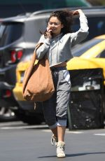 SARAH HYLAND Out for the First Time After Being Hospitalized in Los Angeles 06/24/2018