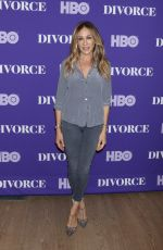 SARAH JESSICA PARKER at Divorce TV Show FYC Event in New York 06/01/2018