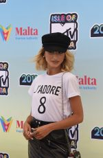 SARAH ZERAFA at Isle of MTV Press Conference in Malta 06/27/2018