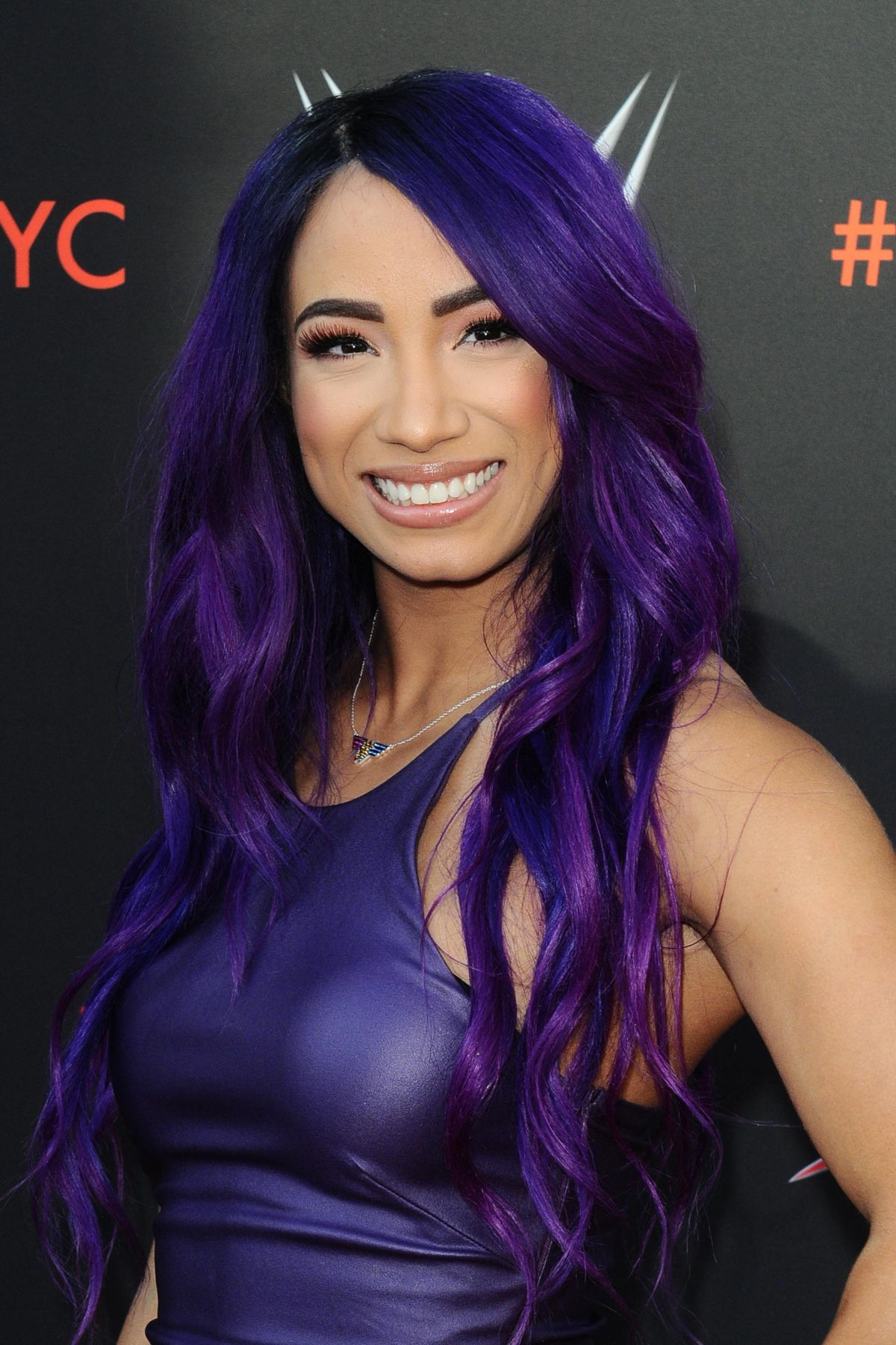 SASHA BANKS at WWE FYC Event in Los Angeles 06/06/2018 ...