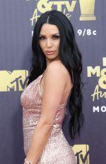 SCHEANA MARIE at 2018 MTV Movie and TV Awards in Santa Monica 06/16/2018