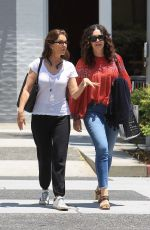 SELA WARD Out Shopping in Beverly Hills 06/15/2018