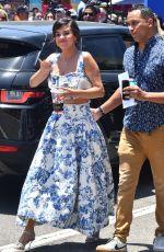 SELENA GOMEZ Arrives at Hotel Transylvania 3: Summer Vacation Premiere in Los Angeles 06/30/2018