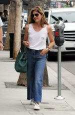 SELMA BLAIR Out for a Coffee in Studio City 06/06/2018