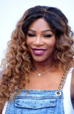 SERENA WILLIAMS at WTA Tennis on the Thames Evening Reception in London 06/28/2018