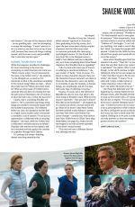 SHAILENE WOODLEY in Total Film Magazine, UK July 2018