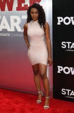 SHANNON THORNTON at Power Season 5 Premiere in New York 06/28/2018