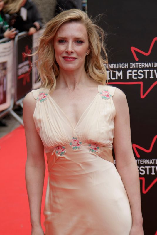 SHAUNA MACDONALD at Edinburgh International Film Festival 06/20/2018