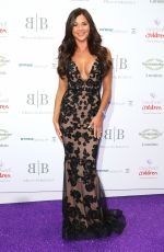 SHELBY TRIBBLE at Caudwell Children Butterfly Ball in London 06/14/2018
