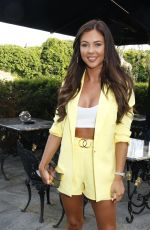 SHELBY TRIBBLE at Quiz x Towie Launch Party in London 05/10/2018