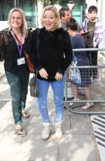 SHERIDAN SMITH Arrives at Chris Evans Breakfast Show in London 06/29/2018