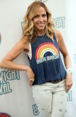 SHERYL CROW on Backstage at 2018 Isle of Wight Festival 06/24/2018