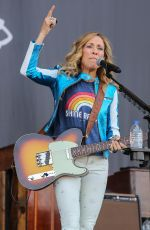 SHERYL CROW Performs at Isle of Wight Festival 06/23/2018