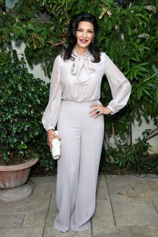 SHOHREH AGHDASHLOO at Max Mara WIF Face of the Future in Los Angeles 06/12/2018