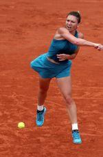 SIMONA HALEP at French Open Tennis Tournament 2018 in Paris 06/06/2018