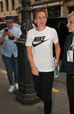 SIMONA HALEP Out and About in Paris 06/09/2018