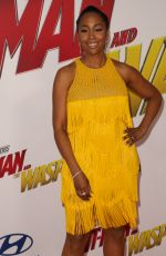 SIMONE MISSICK at Ant-man and the Wasp Premiere in Los Angeles 06/25/2018