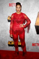 SIMONE MISSICK at Luke Cage Series Premiere in New York 06/21/2018