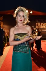 SINEAD KEENAN at 58th Monte Carlo TV Festival Closing Ceremony 06/19/2018