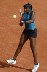 SLOANE STEPHENS at 2018 French Open Tennis Tournament 06/07/2018
