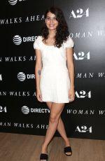 SOFIA BLACK D\ELIA at Woman Walks Ahead Special Screening in New York 06/26/2018