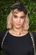 SOFIA BOUTELLA at Chanel Dinner Celebrating Our Majestic Oceans in Malibu 06/02/2018