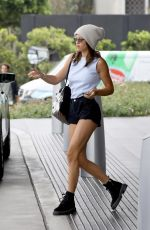 SOFIA RICHIE Out and About in Beverly Hills 06/05/2018