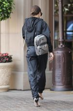 SOFIA RICHIE Out for Lunch in Beverly Hills 06/06/2018