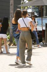 SOFIA RICHIE Out in Calabasas 06/14/2018