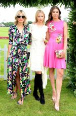 SOPHIE BALL at Cartier Queens Cup Polo in Windsor 06/17/2018