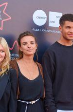 SOPHIE KENNEDY CLARK and EMILY JONES at Obey Photocall at 2018 Edinburgh International Film Festival 06/27/2018