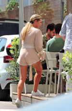 SOPHIE MONK Out and About in Mallorca 06/09/2018