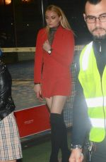 SOPHIE TURNER at a Party at Max Watts in Moore Park 06/17/2018