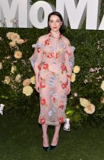 ST VINCENT at Moma's Party in the Garden 2018 in New York 05/31/2018