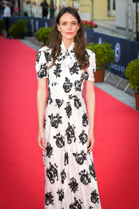 STACY MARTIN at 2018 Cabourg Film Festival Closing Ceremony 06/16/2018
