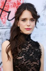 STACY MARTIN at Serpentine Gallery Summer Party in London 06/19/2018