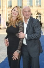 STEFFI GRAF and Andre Agassi at Longines Charity Gala in Paris 06/02/2018