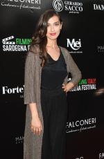STELLA EGITTO at Filming Italy Sardegna Festival Dinner in Cagliari 06/19/2018