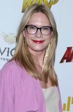STEPHANIE MARCH at Ant-man and the Wasp Premiere in New York 06/27/2018