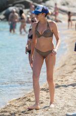 STEPHANIE PRATT in Bikini at a Beach if Mykonos 06/19/2018