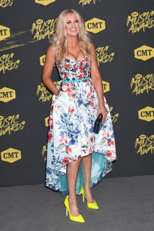 STEPHANIE QUAYLE at CMT Music Awards 2018 in Nashville 06/06/2018