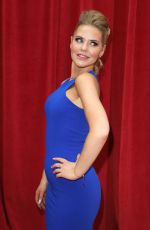 STEPHANIE WARING at British Soap Awards 2018 in London 06/02/2018