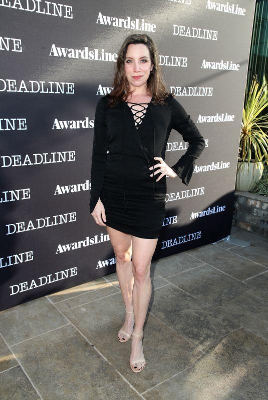 SUMMER CHASTANT at Deadline Emmy Season Kickoff in Los Angeles 06/04/2018