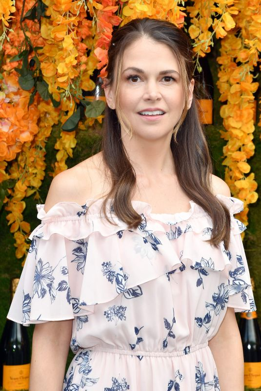 SUTTON FOSTER at Veuve Clicquot Polo Classic 2018 in New Jersey 06/02/2018