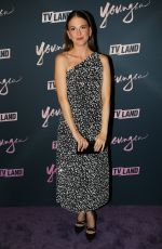 SUTTON FOSTER at Younger Premiere in New York 06/04/2018